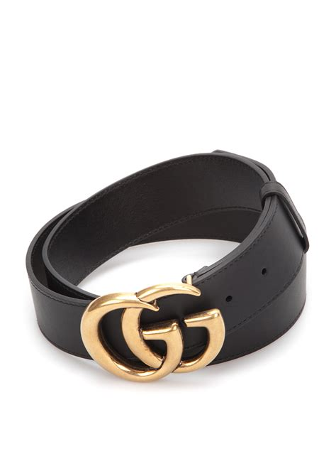 leather belt with g buckle by gucci belts ikrix