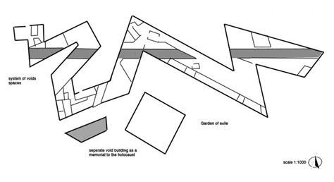 jewish museum berlin floor plan jewish museum in berlin daniel libeskind axis szukaj w