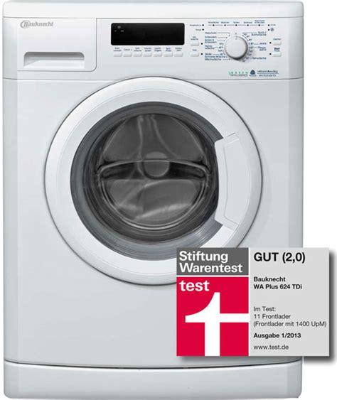 waschmaschine bauknecht bauknecht wa plus 624 tdi preistipp waschmaschinen test