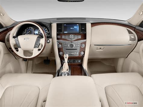 2013 Infiniti Qx56 Interior by 2013 Infiniti Qx56 Interior U S News World Report