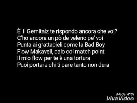 veleno testo madman feat gemitaiz veleno 6 lyrics