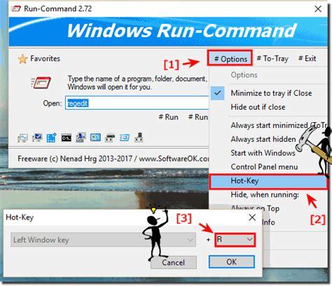 windows reset password shortcut keyboard shortcut windows r in run command how to change