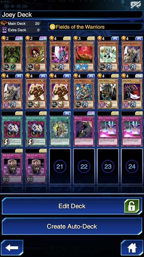 Deck King by Deck King Of With Garbage Joey Wheeler Warrior