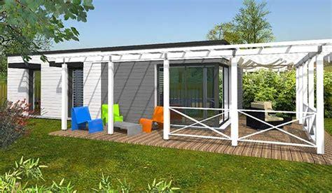 Maison Bois Plein Pied Nos Maisons Ossatures Bois Maison maison ossature bois de plain pied 50 m 178 maison bois