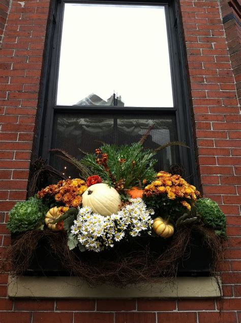 decorating window boxes for fall 17 best images about fall decorating ideas at the barn