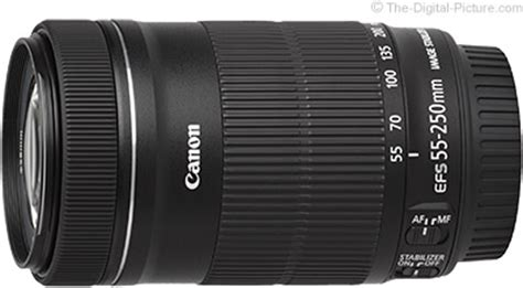 canon ef s 55 250mm f/4 5.6 is stm lens review