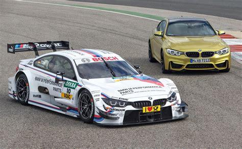 bmw race car bmw m4 dtm race car unveiled