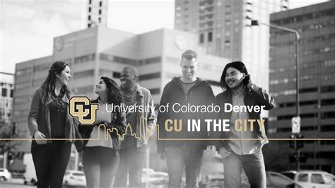 Can You Eamil Your Transcrips To Cu Denver Mba Progrom by Cu Denver Lifies Our City