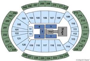 Sprint Center Floor Plan by Sprint Center Tickets And Sprint Center Seating Charts