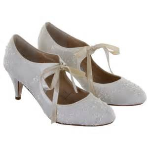 Click here to shop our vintage inspired bridal shoes online at