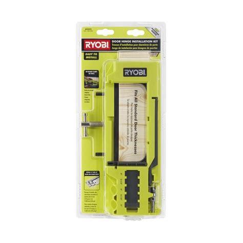ryobi door hinge template door hinge template ryobi tools
