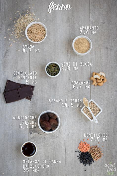 alimenti ricchi ferro novemesi tre ricette per fare il pieno di ferro
