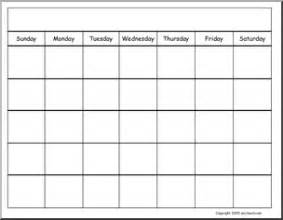 generic monthly calendar template free printable monthly calendars to print calendar