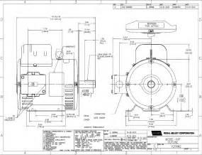 baldor reliance industrial motors wiring diagram wiring