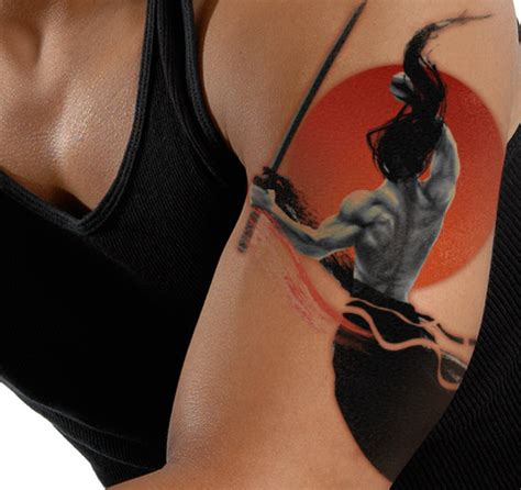 legendary japanese samurai tattoo meanings and design ideas