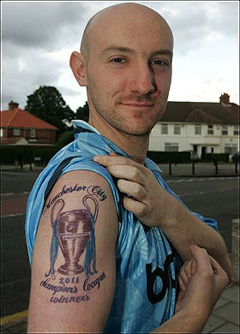 anorak the manchester city tattoo story rooney