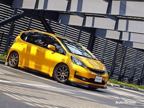 2011 mugen fit jazz rs youtube takero s honda fit rs is looking jazzy 187 autoguide com news