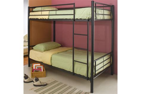 metal twin loft bed bunk beds loft beds denley metal twin twin bunk bed