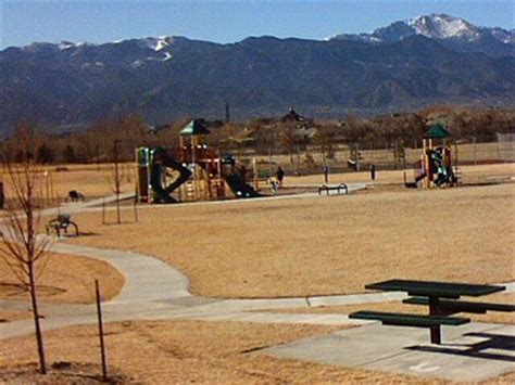 parks colorado springs wildflower park colorado springs co municipal parks and plazas on waymarking