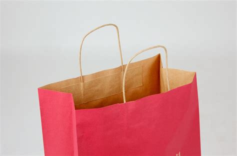Brown Craft Paper Bag - kraft paper carrying bags paper sacks