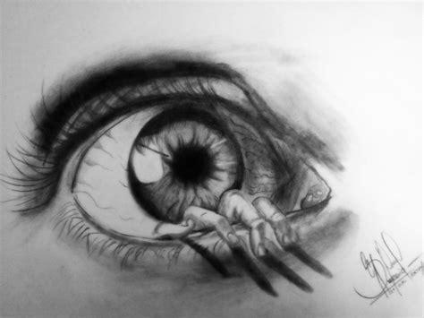 imagenes de ojos faciles para dibujar dibujo realista ojo con efecto 3d youtube