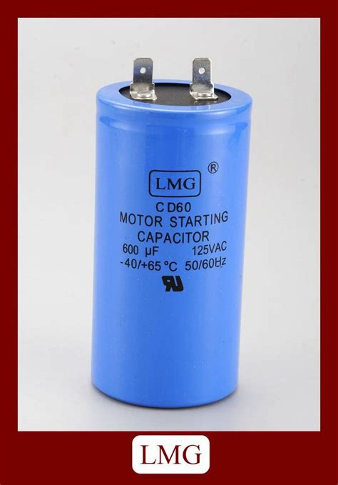 motor starter capacitor motor start capacitor china start capacitor ac capacitor