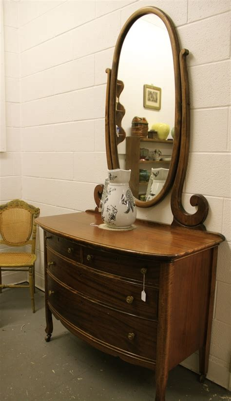 Dresser With Chair And Mirror by Found In Ithaca 187 Princess Dresser With Mirror