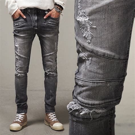 Knee Ripped Washed Premium Quality All Brand New ripped bootcut for bbg clothing