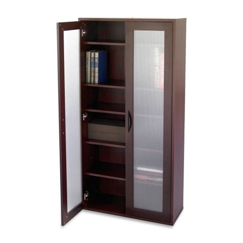 Armoire With Shelves And Doors by Storage Cabinets With Doors And Shelves Storage Designs