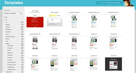 free mailchimp templates mailchimp newsletter templates out of darkness
