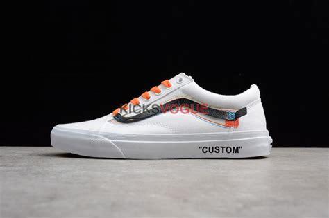 custom  white  vans  school white vans