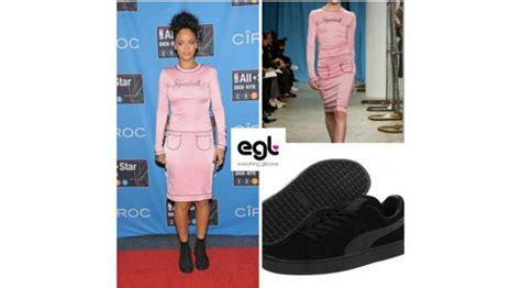 Rihanna Hitam pink jadi warna andalan rihanna lifestyle liputan6