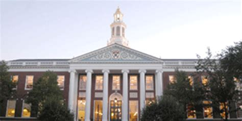 Baker Mba by Mba Harvard Business School