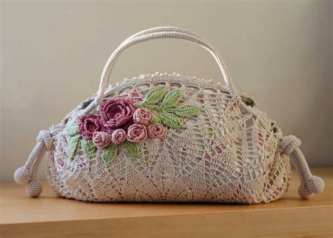 Make Jealous With A Handknit Knitting Bag Clutch Fashiontribes Fashion by Crochet Pattern Of A Precious Bag