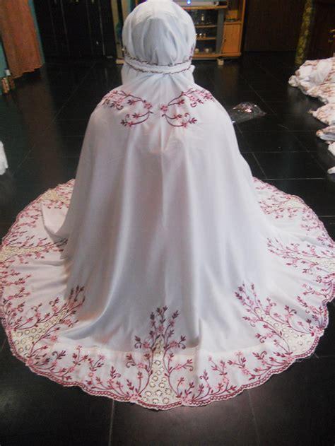Mukena Bsy Bunga Putih Merah jual baju velvet murah newhairstylesformen2014