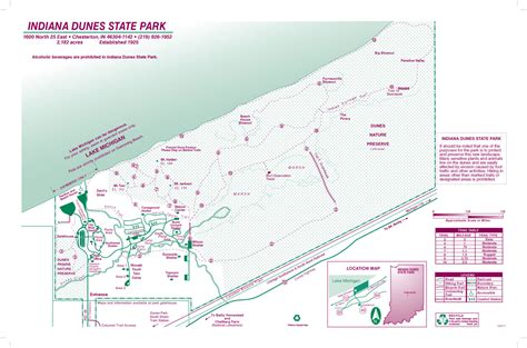 indiana state parks map indiana dunes quot normal quot is a dryer setting
