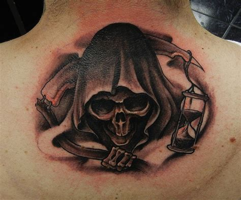 100 s of grim reaper tattoo design ideas pictures gallery