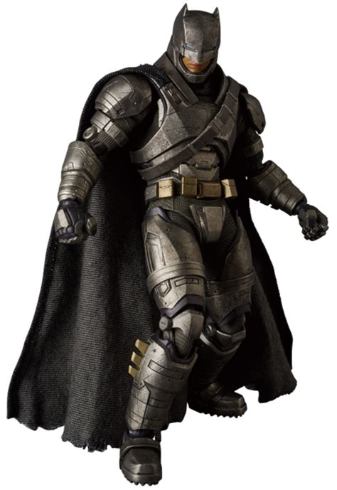 Toys Batman Vs Superman Armored Batman official photos of batman v superman armored batman and mafex the toyark news