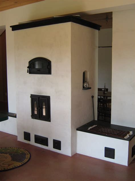 Efficient House Plans masonry heaters