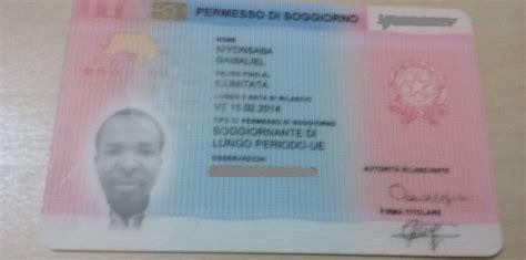 questura viterbo ufficio passaporti permesso di soggiorno part 6