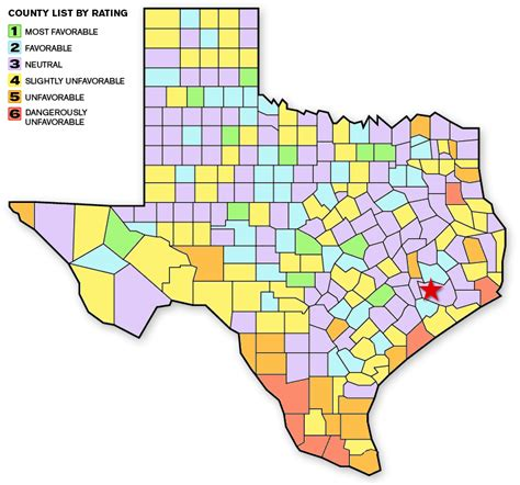 texas county seat map map of counties in texas with highways images