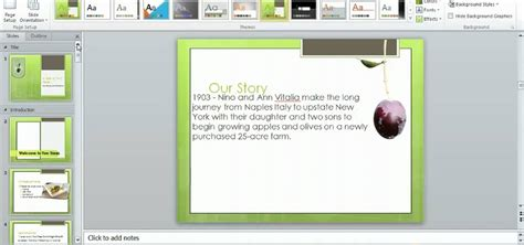 new themes for ms powerpoint 2010 how to use the new presentation themes in ms powerpoint