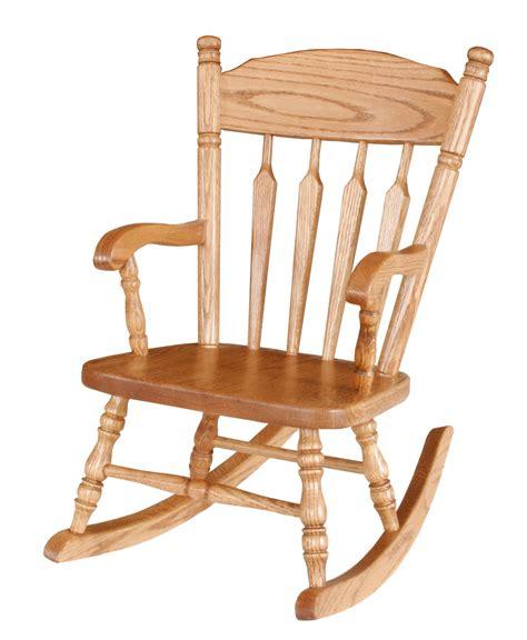 childs rocking chair child s plain rocker amish direct furniture