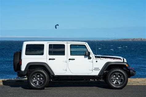 jeep rubicon white 2017 2017 jeep rubicon recon edition unlimited silver arrow