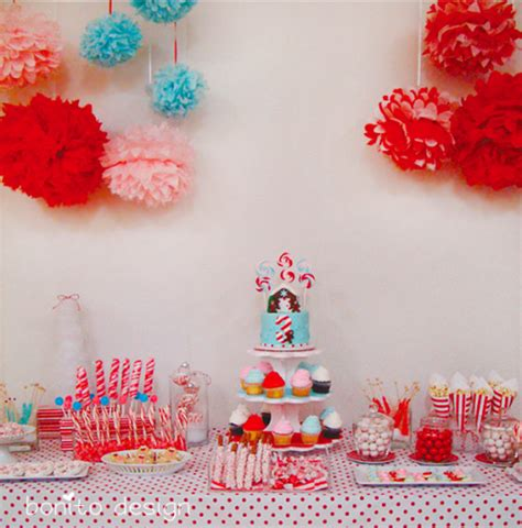 merry christmas baby shower dessert table ideas ellie
