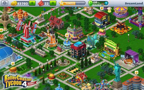 rollercoaster tycoon 4 mobile rollercoaster tycoon 4 mobile mixes classic mechanics