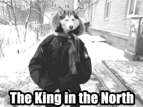 King Of The North Meme - xdxd