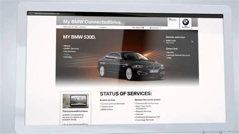 how to get bmw connecteddrive registration for bmw connecteddrive