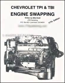 chevy tpi tbi engine swapping install 80s newer fuel injected v8s into vehicles