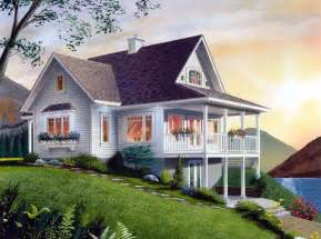 Hillside Home Plans Free Home Plans House Plans Sloped